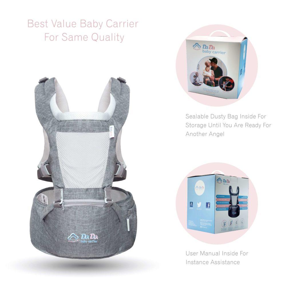 DaDa hipseat baby carrier (1)