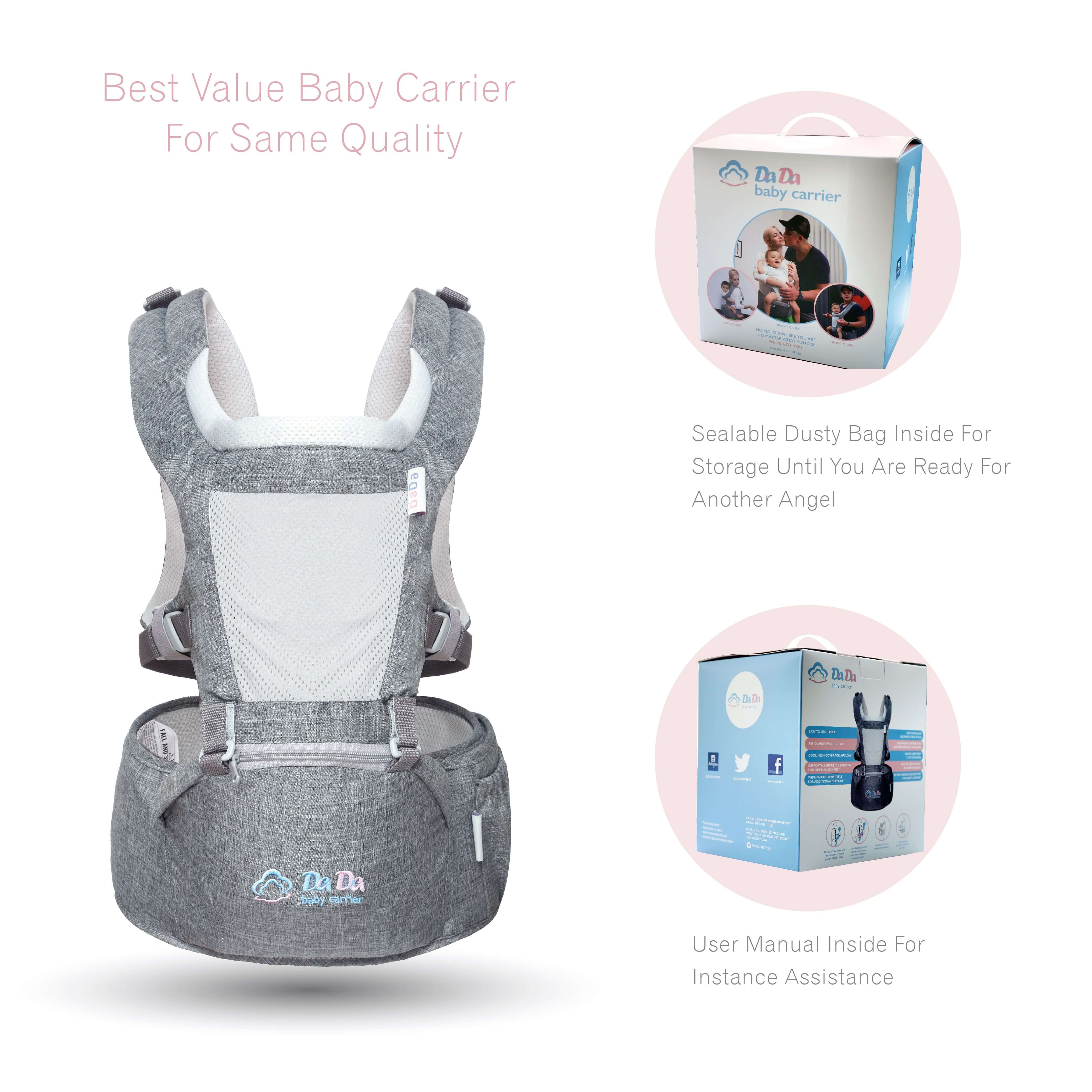 DaDa hipseat baby carrier (1)