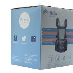 DaDa hipseat package (carton boxt)